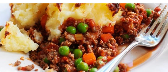 Quorn mince is gorgeous in everything
