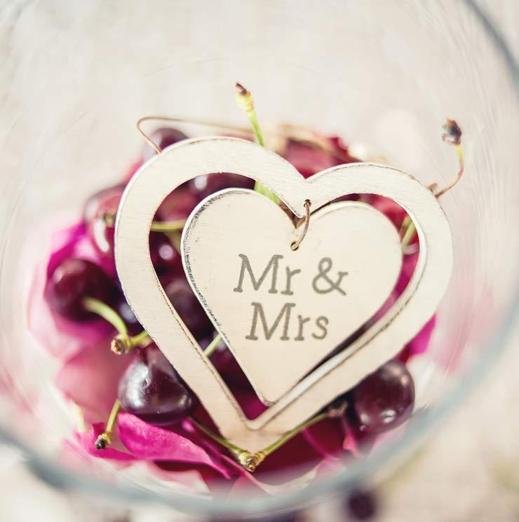 Mr and Mrs Cherry Bowl