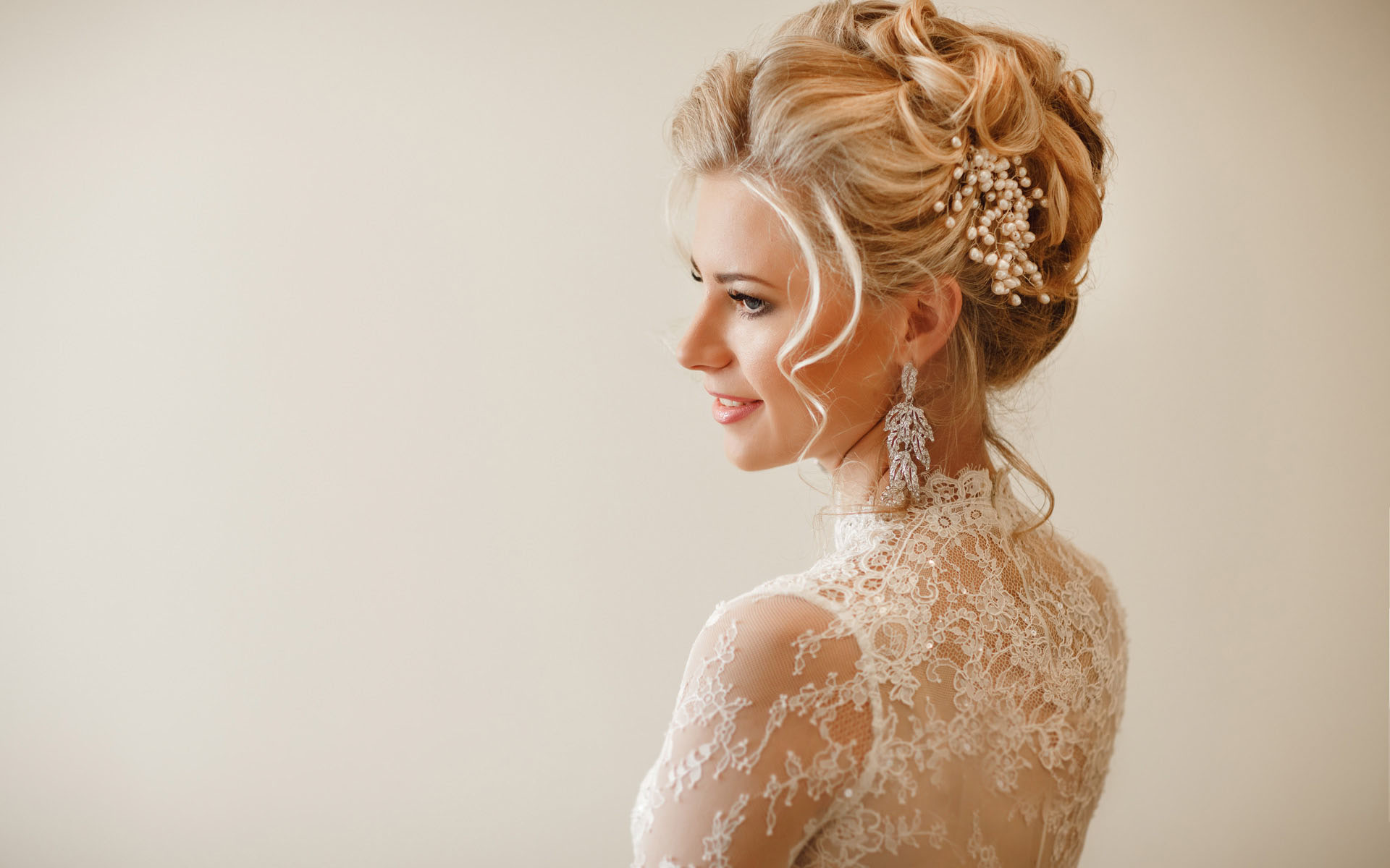 Wedding hairstyles This Old Hand