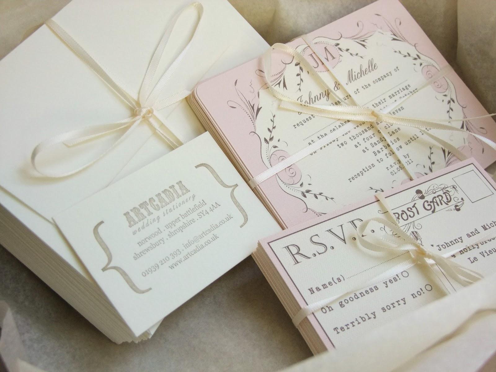Free printable wedding stationary
