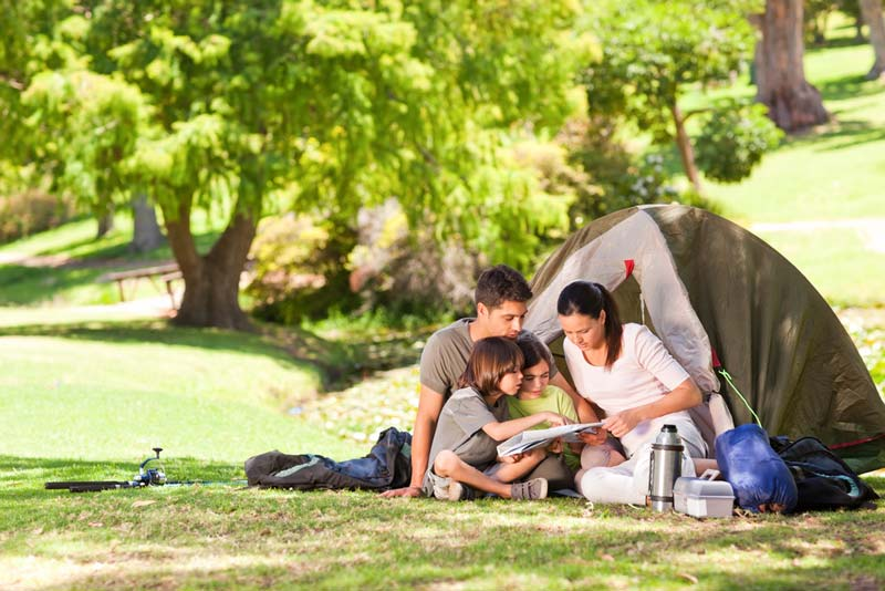 Picking the perfect family tent: everything you need to look out for!