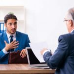Business finance meeting