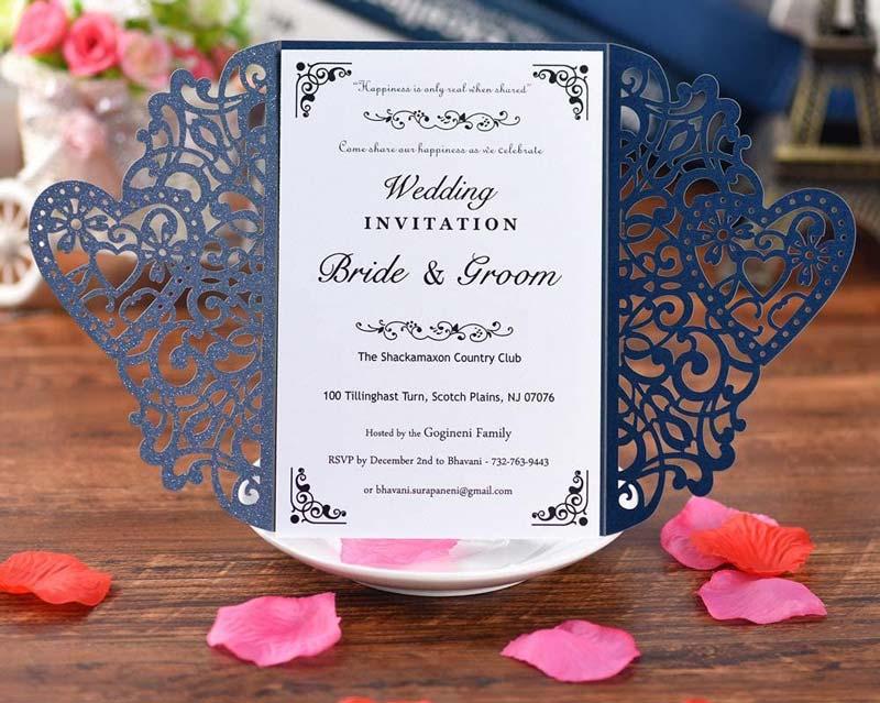 Wedding invitations - 2