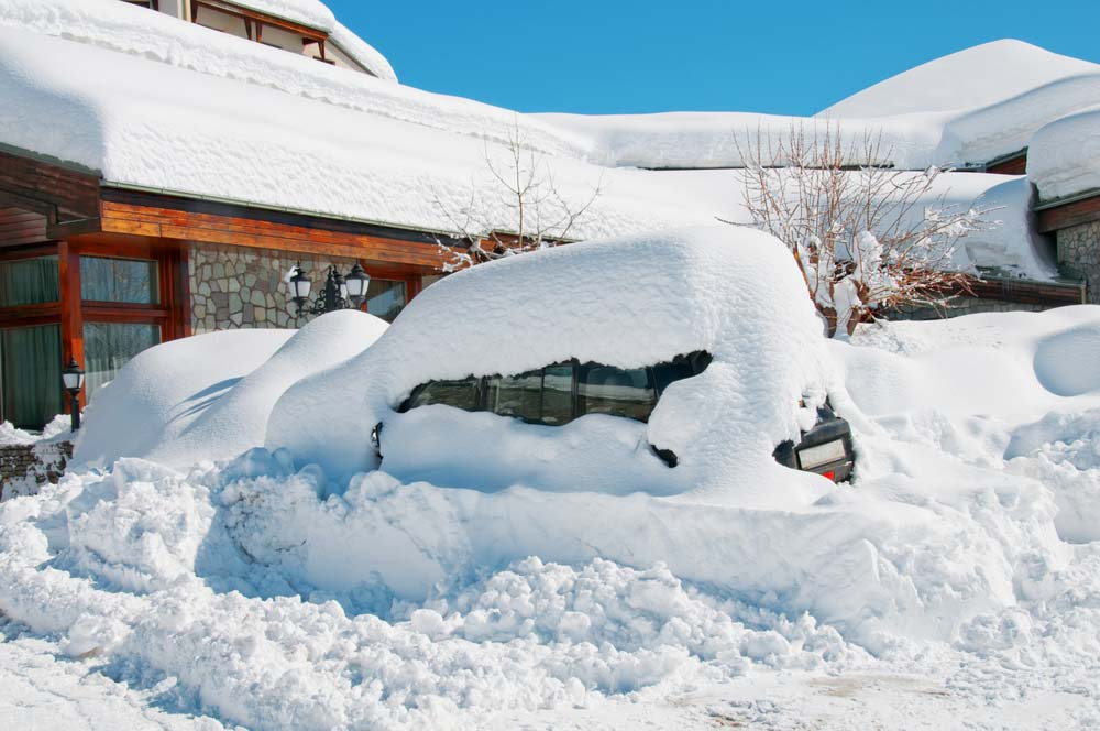 Gearing up your vehicle for the cold weather ahead
